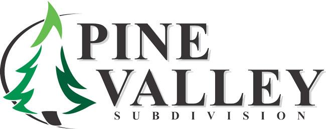 Pine Valley Subdivision Logo